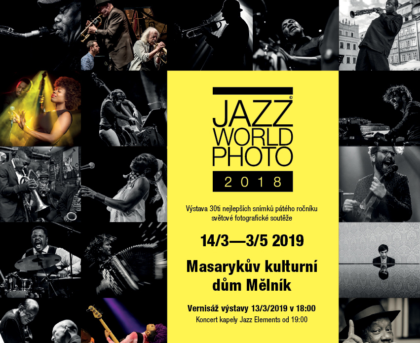 Jazz World Photo 2018